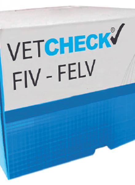 KIT FIV e FELV – Com 10 testes